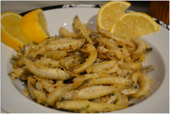 Fried Smelt | Susan eats London