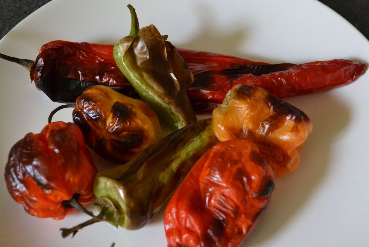 Aji Chombo (Panamanian Hot Sauce)