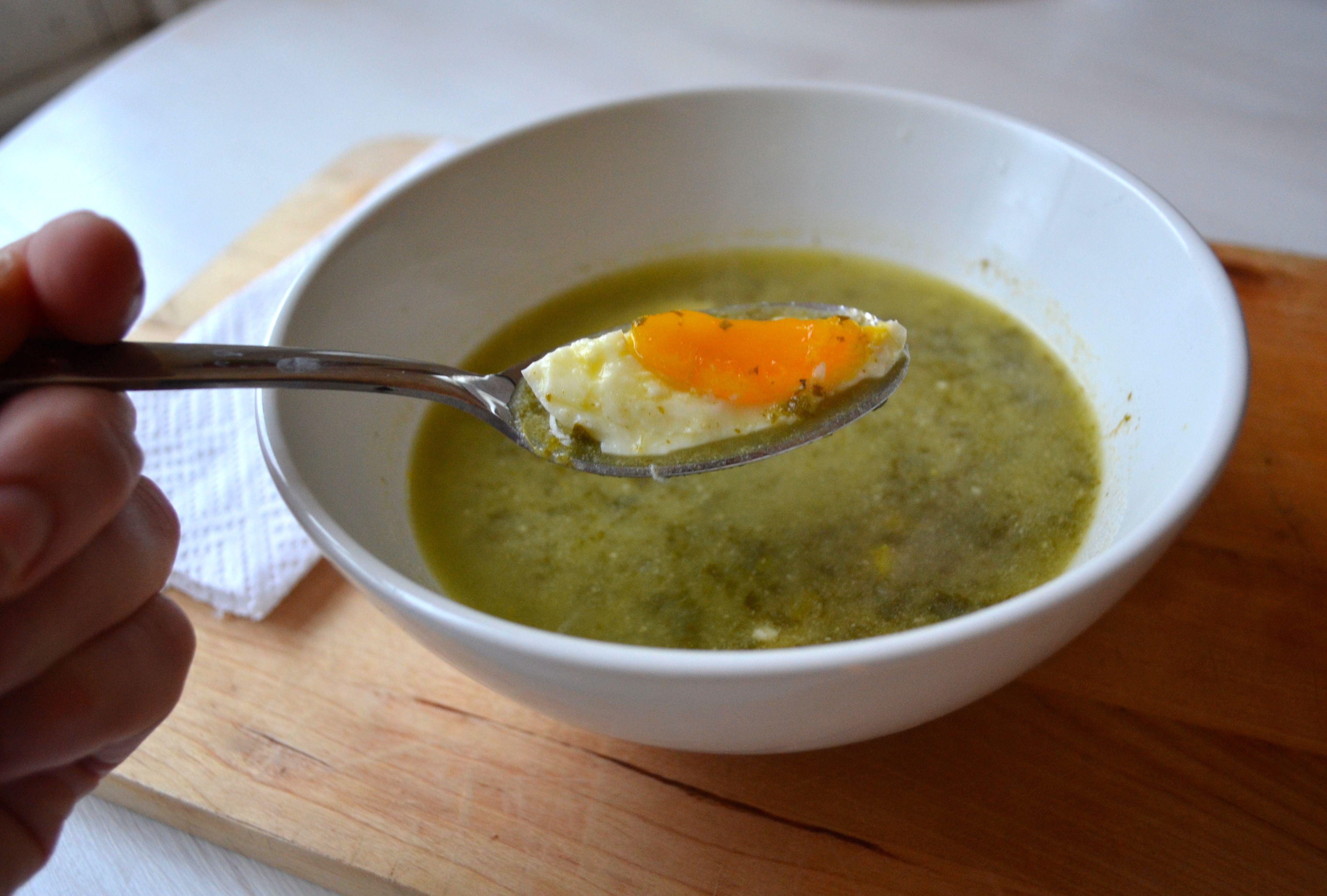 Sorrel soup: ingredients, recipe 31